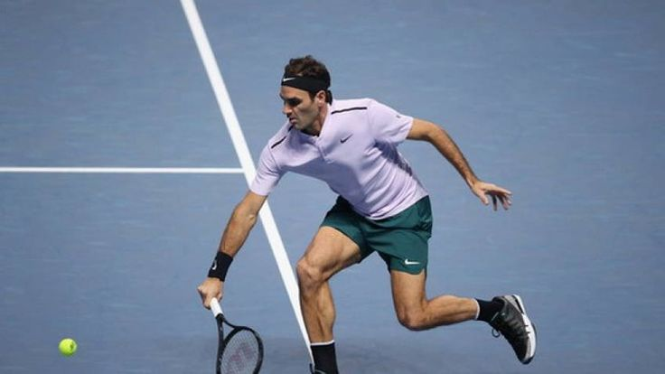 ATP Finals: Roger Federer topples Jack Sock to make winning start