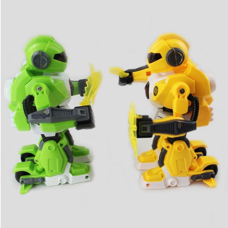 Robots combat 1 contre l'autre, télécommandé. 3+ans. N/A  en boutique ou sur notre catalogue en ligne. Livraison rapide au Québec.  Achetez-le info@laboiteasurprisesdenicolas.ca
