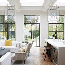 At Home: A modern scheme for a Victorian House