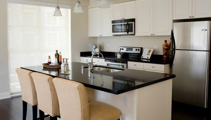 Elegant, kitchen design