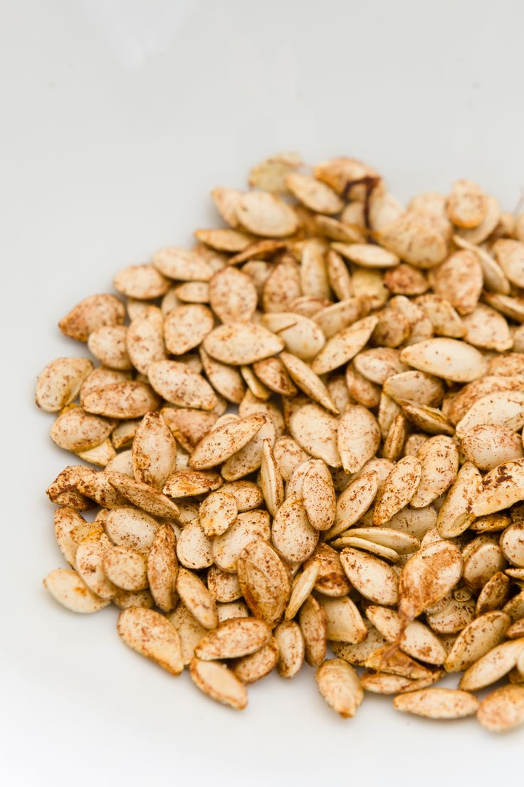 Sweet and Salty Toasted Pumpkin Seeds - Easy and Addictive ~ Cupcake Project