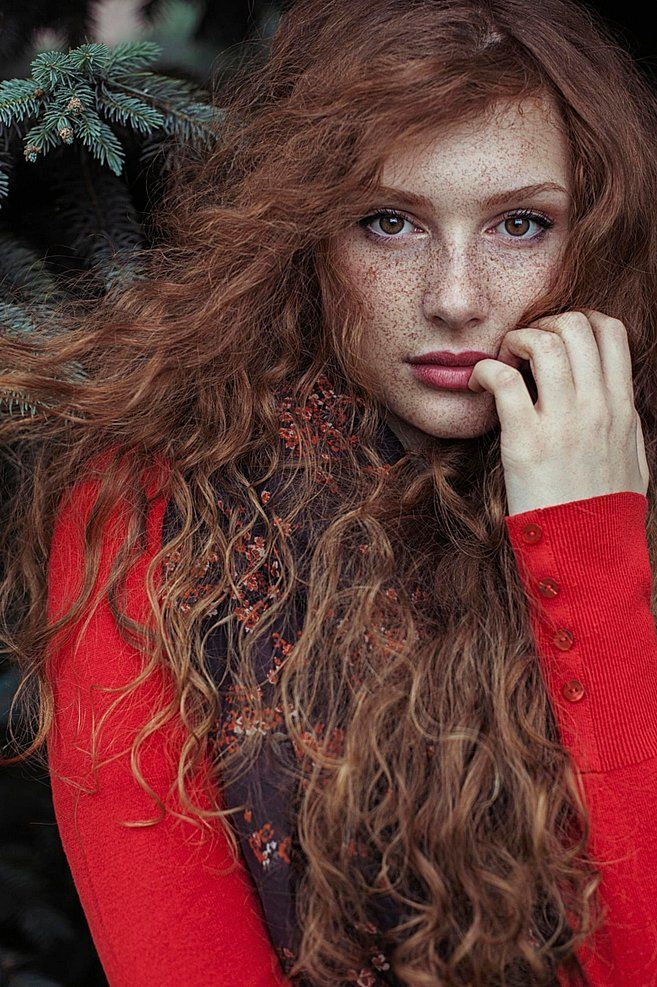 These Photos Will Make You Envious of Your Redhead Girlfriend: Growing up, we always coveted the redhead girl in class.