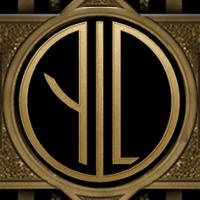 google Loin omat nimikirjaimeni The Great Gatsby - Kultahattu -monogrammikoneella.