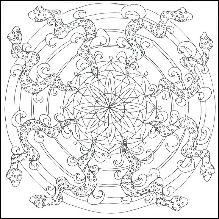 Adult Coloring Book Chapter 6 Co Creation Contracts Are Made Download And Color