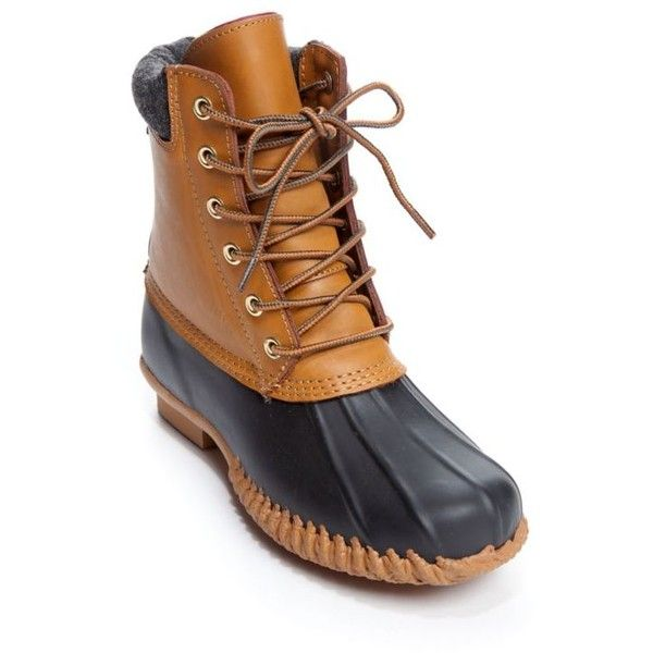 Tommy Hilfiger Blacktan Russel Duck Boot - Women's ($99) ❤ liked on Polyvore featuring shoes, boots, tommy hilfiger, duck boots, tommy hilfiger footwear, tommy hilfiger boots and tommy hilfiger shoes