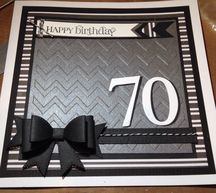 8 Best 70th Birthday Cards Images Card