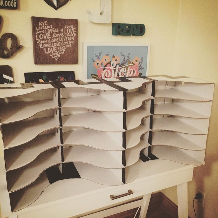 "44 Likes, 5 Comments - The Go To Teacher (@thegototeacher) on Instagram: ""I made student mailboxes using IKEA Flyt magazine holders! And it only cost $8! #b2s2015…"""