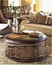 Luxe Home Interiors in LaGrange recently posted this picture on their Facebook page. I have to admit, I love this ottoman and I want to see it so badly. I guess that is really what the Internet sho...