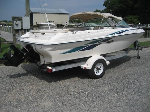 1998 Sea Ray 180 Bow Rider, Bowlers Wharf Virginia - boats.com