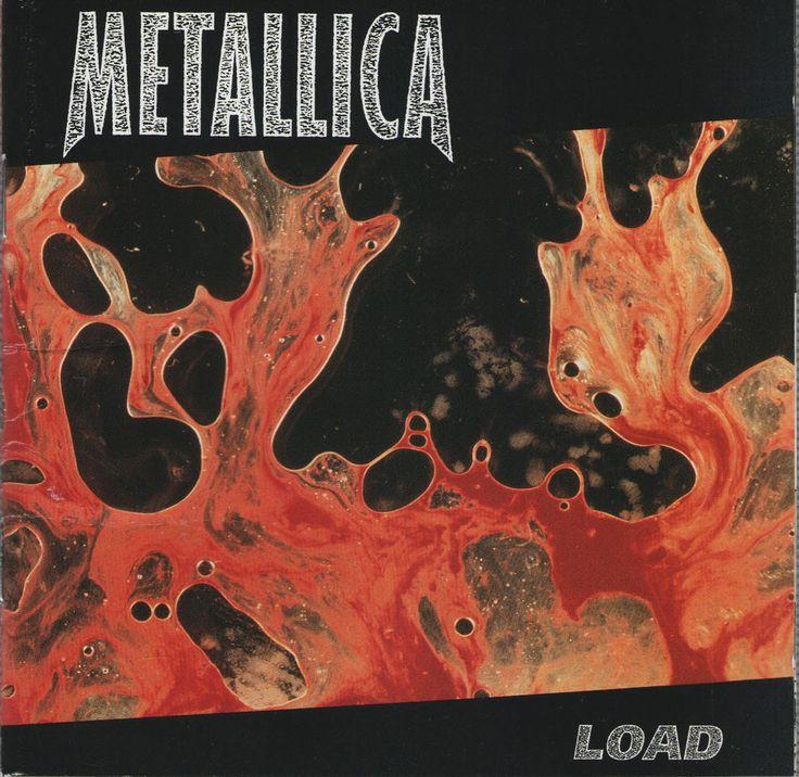 Load [PA] by Metallica (CD, Jun-1996, Elektra (Label)) #HardRock
