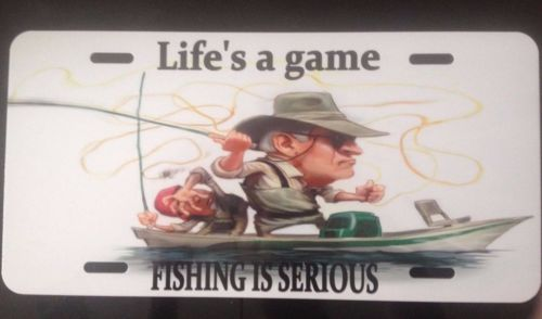 15 best license plate tags and frames images on pinterest for How much is a fishing license in arkansas