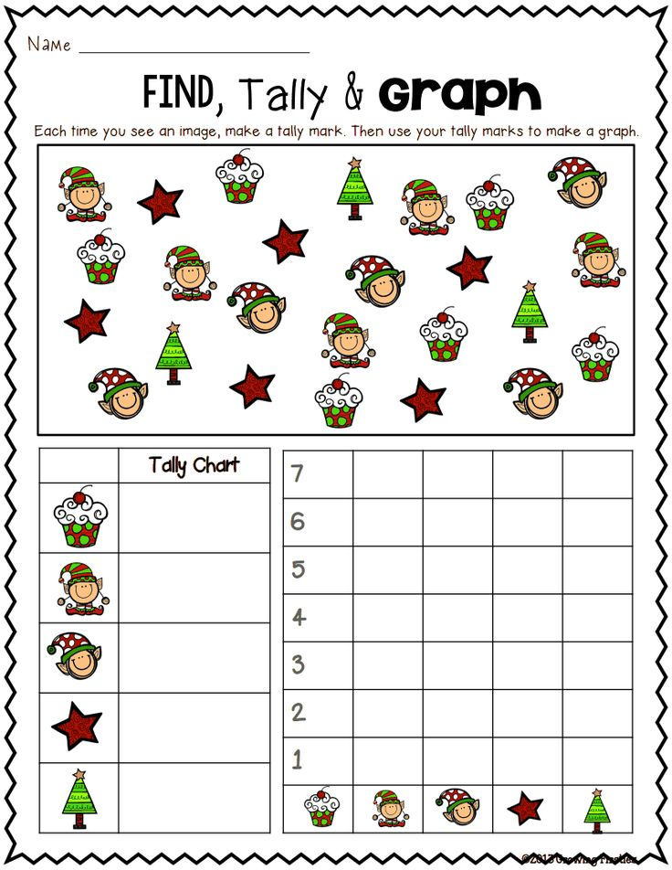 find tally graph christmas by growing google drive christmas for kindergarten. Black Bedroom Furniture Sets. Home Design Ideas