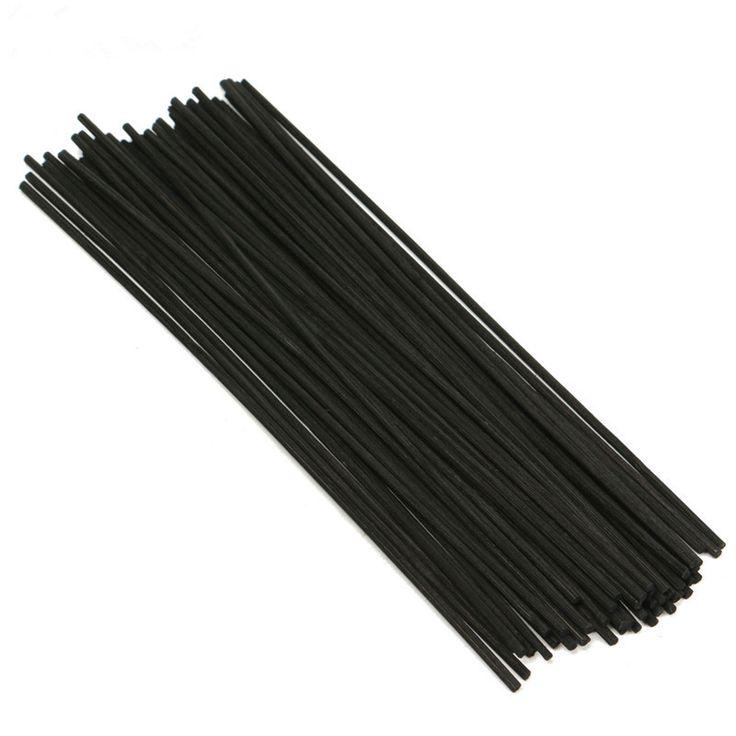 >> Click to Buy << 100pcs/lot 22cmx3mm Black Rattan Fragrance Sticks Essential oil Reed Diffuser Sticks Aromatic Sticks Bedroom Decorate  #Affiliate