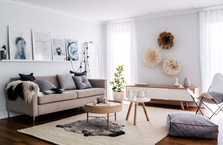 Relaxed Scandi — Adore Home Magazine
