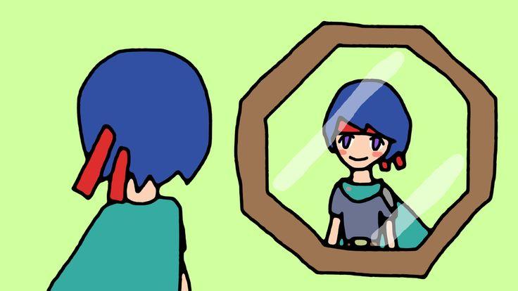 Warrior Boy And Octagon Mirror / #FullHD #FHD #1080p