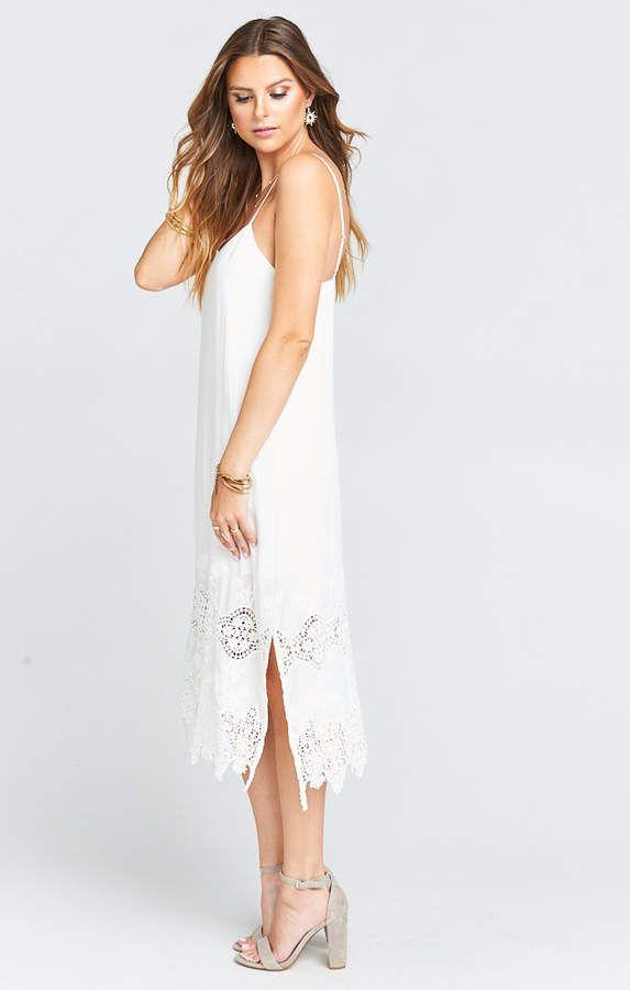 3bd6843cca5e Show Me Your Mumu Shiloh Slip Dress ~ Sailboat Scallop #Shiloh#Mumu#Show