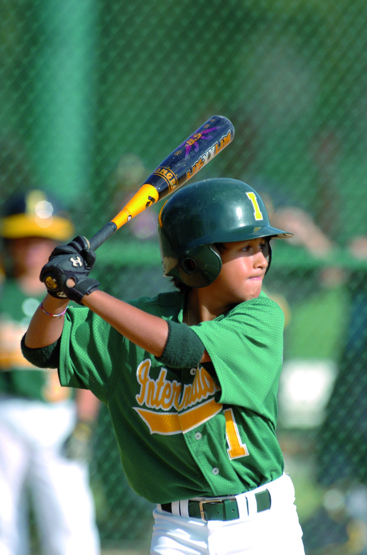 Walt disney world espn wide world of sports complex kids playing baseball