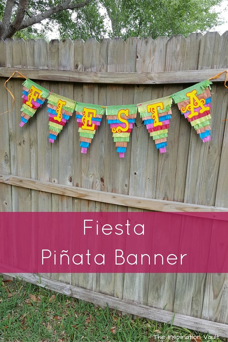 Mexican fiesta party decorating ideas hosting guide - Diy Pennant Banners For Parties And Home Decor Mexican Partymexican Fiestapennant