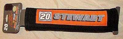 "Vintage Nascar Collectible Tony Stewart Seatbelt Strap Home Depot 20 NEW 10.5"""