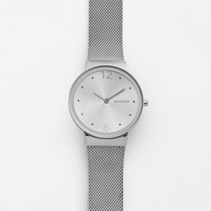 Freja Steel-Mesh Watch