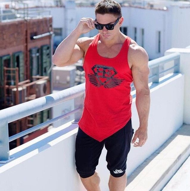 Camouflage Tank Tops Singlet Brand Clothing Sleeveless Shirt