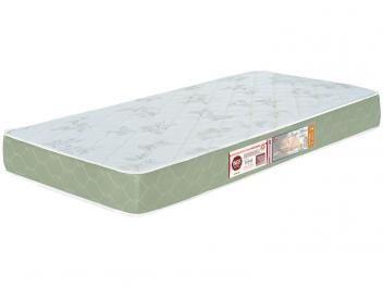Colchão Solteiro Castor Espuma D-33 18cm de Altura - Sleep Max  R$ 349,99 em até 3x de R$ 116,66 sem juros no cartão de crédito