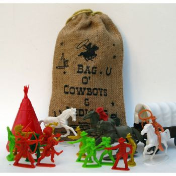 Cowboys and Indians Bag of Fun