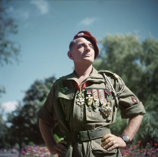 Général Bigeard, Indochine 1951