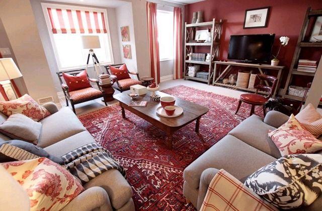 sarah richardson farm house | ... sneak peak into a home Sarah Richardson designed for Sarah's House