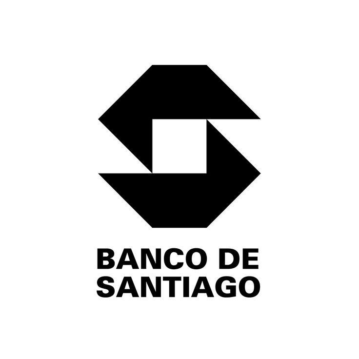 BANCO SANTIAGO / Diseñador: Juan Carlos Berthelon / Oficina: Berthelon & Asoc. / Año: 1978