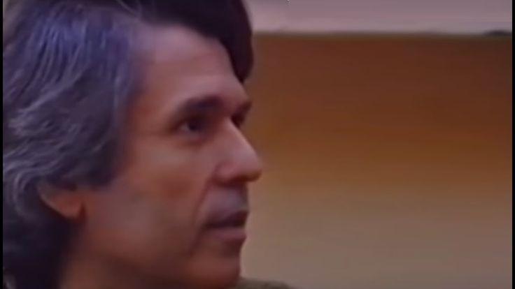 """Raphael y su concierto en """"Dos Hermanas"""" (Sur). 1990"""