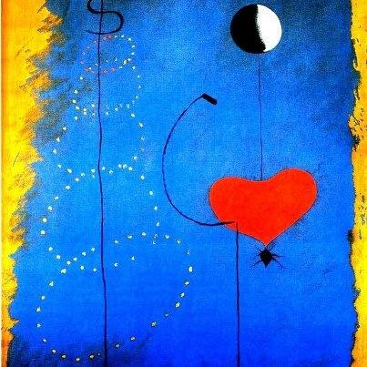 Joan Miró, The Dancer, 1925