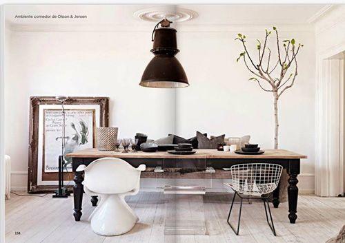 Olsson y Jensen en la revista online de Home & Lifestyle #estilonordico #olssonjensen