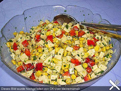 Bunter Käsesalat mit Butterkäse, ein sehr leckeres Rezept aus der Kategorie Käse. Bewertungen: 13. Durchschnitt: Ø 3,9.