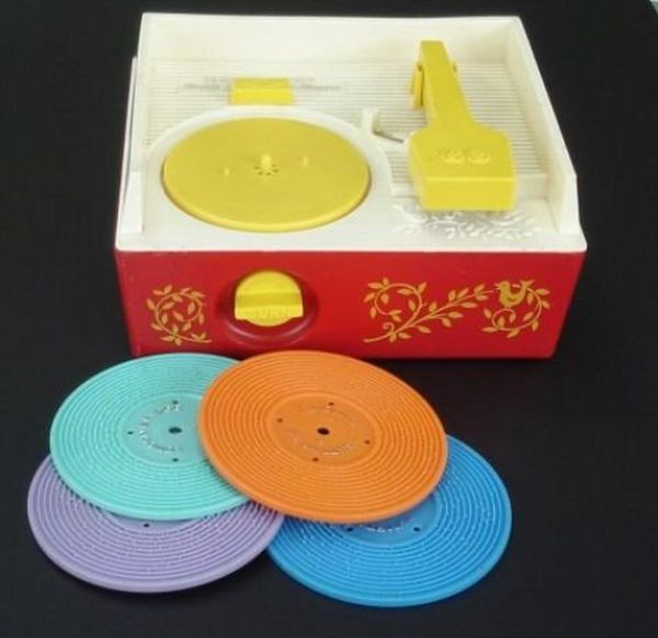 any body else have one of these?80S, Old Schools, Remember This, Childhood Memories, Fisher Price, Toys, Fisherprice, Records Players, Kids