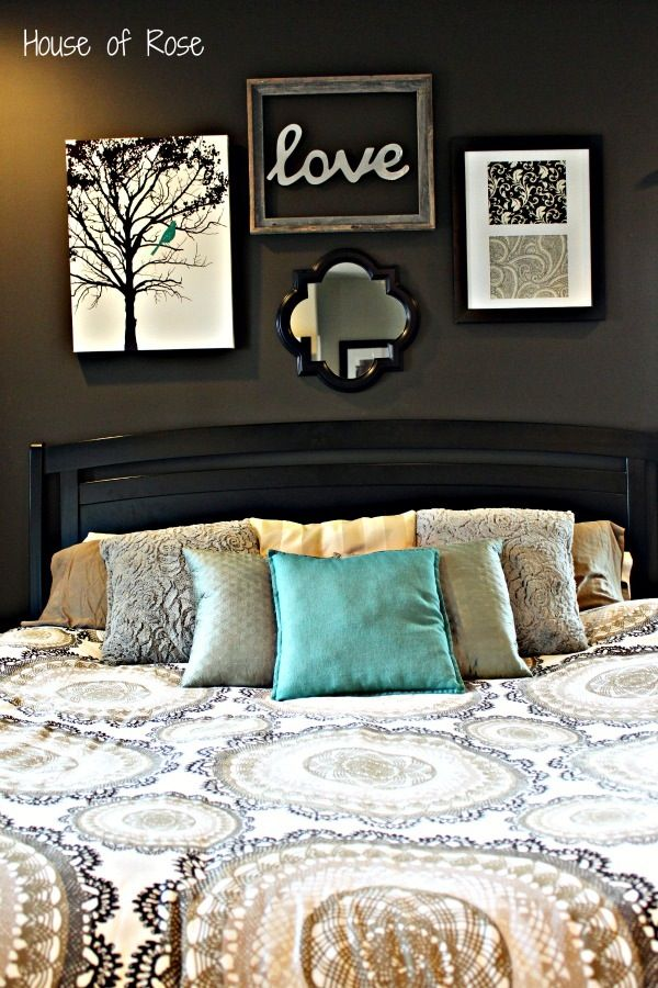 Master Bedroom Wall Gallery By Mandy Wall Galleries Pinterest Tree
