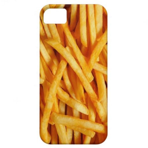 french fry iphone cover iPhone 5 covers