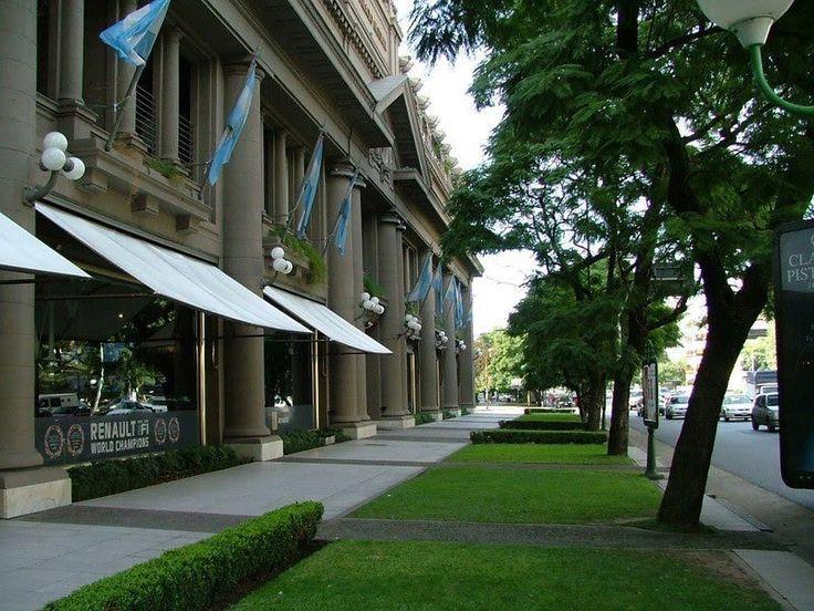 Av Figueroa Alcorta y San Martin de Tours, Palacio Alcorta. Buenos Aires.