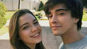 Julian y Malena narvay