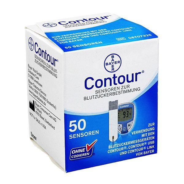 Contour Sensoren Teststreifen, 50 St   PZN: 6690974   HERSTELLER: Bayer Vital GmbH   • Für das Blutzucker Messgerät Contour >> http://www.juvalis.de/6690974/contour-sensoren-teststreifen << #Apotheke #Diabetes #Blutzucker