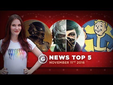 Fallout 4 Mods on PS4; Pokemon GO Secrets!? - GS News Top 5