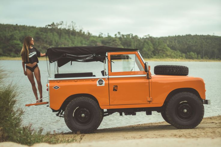 Portugal based Cool & Vintage have masterfully restored this Land Rover Series 2A that now stands beautiful in Orange.