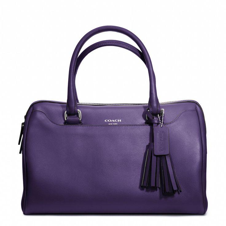 ... Handbags Accessories - Macys Coach LEGACY HALEY SATCHEL IN LEATHER ... 2107ee183b