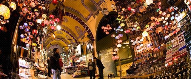Kapali Carsi - Grand Bazaar