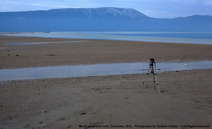 Canon _ Power Shot SX 500 IS on Mouth of Neretva river (in Croatia); Photography by Vladimir Treščec, December, 2014., with Canon D5 Mark II.