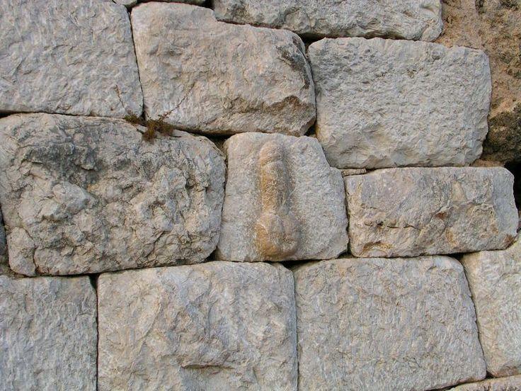 ruinas romas de ampurias - españa