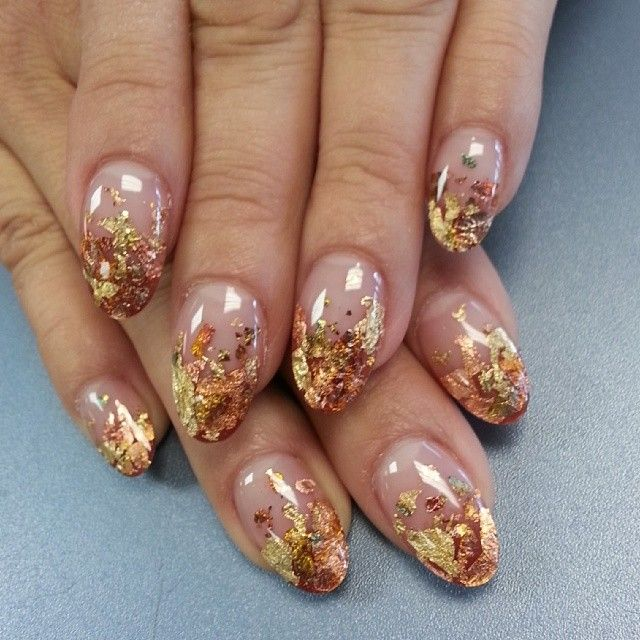 Best 25 encapsulated nails ideas on pinterest acrylic nails try out these autumn nails this season and grab compliments from your pals have a cool and windy autumn season prinsesfo Gallery