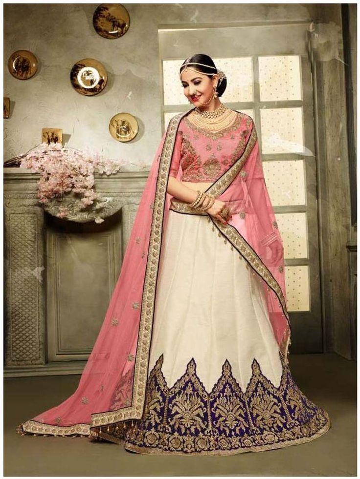 Bollywood designer indian bridal lehenga choli wedding anarkali lehenga salwar #Handmade #lehengacholi