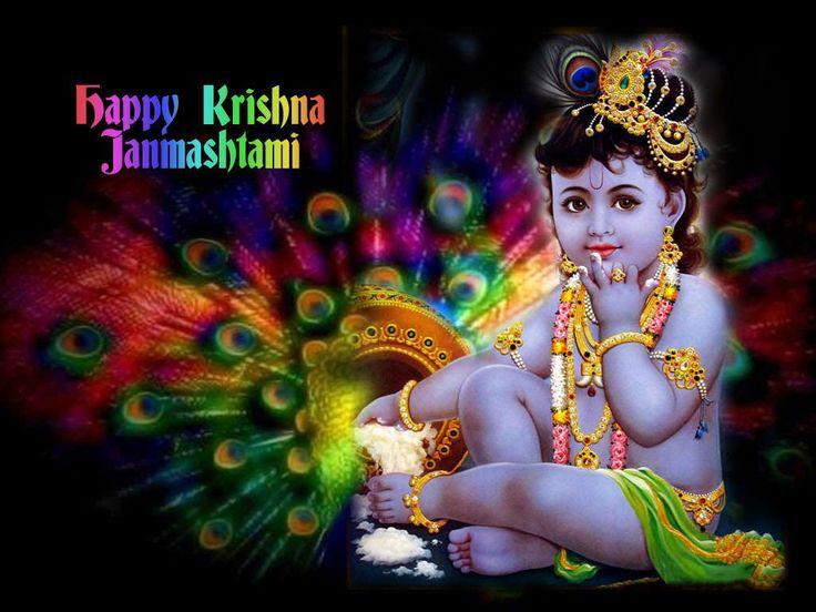 Krishna Janmashtami (Devanagari कृष्ण जन्माष्टमी kṛṣṇa janmāṣṭamī), also known as Krishnashtami, Saatam Aatham, Gokulashtami, Ashtami Rohini, Srikrishna Jayanti, Sree Jayanti or sometimes simply as Janmashtami, is an annual celebration of the birth of the Hindu deity Krishna, the eighth avatar of Vishnu. RivergateResort Wishes You All Happy Janmashtami...