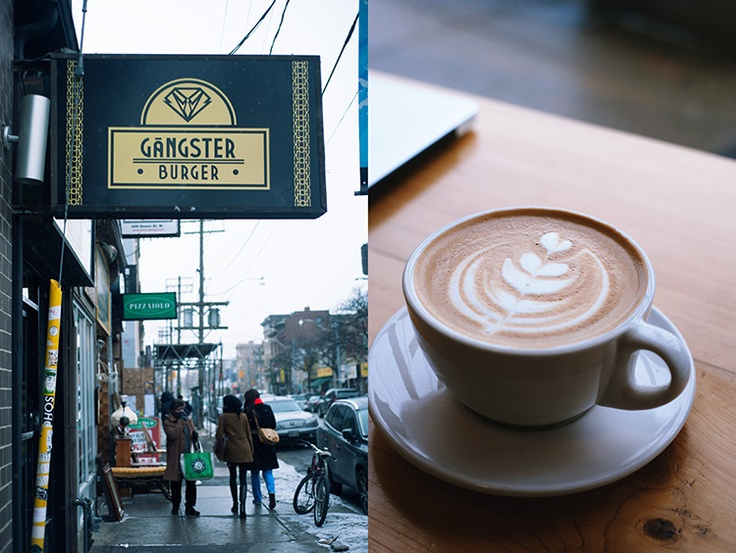 Toronto west end shops // Tracy Zhang Photography